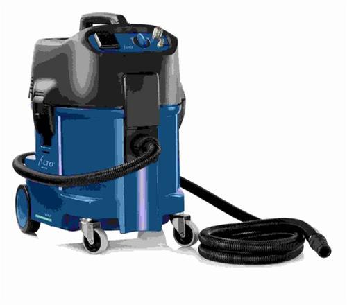 Quiet Vacuum Cleaner attix 12 ec autostart/electric super quiet vacuum with sparkless motor