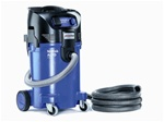 Attix 50 (12 Gallon) AS/PE XtremeClean Super Quiet Wet/Dry Vacuum with Pneumatic and Electric Autostart
