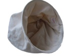 Cloth Filter Liner #17081- Fits Inside Canister, Extends Filter Life