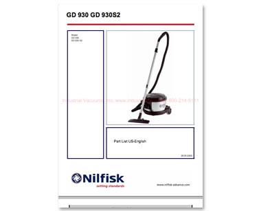 Gd930 Vacuum Accessories