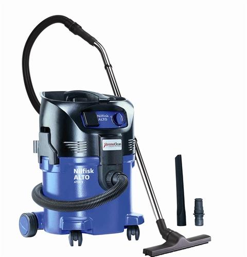 Nilfisk Alto Attix 30 AS E XC HEPA Wet Dry Vacuum